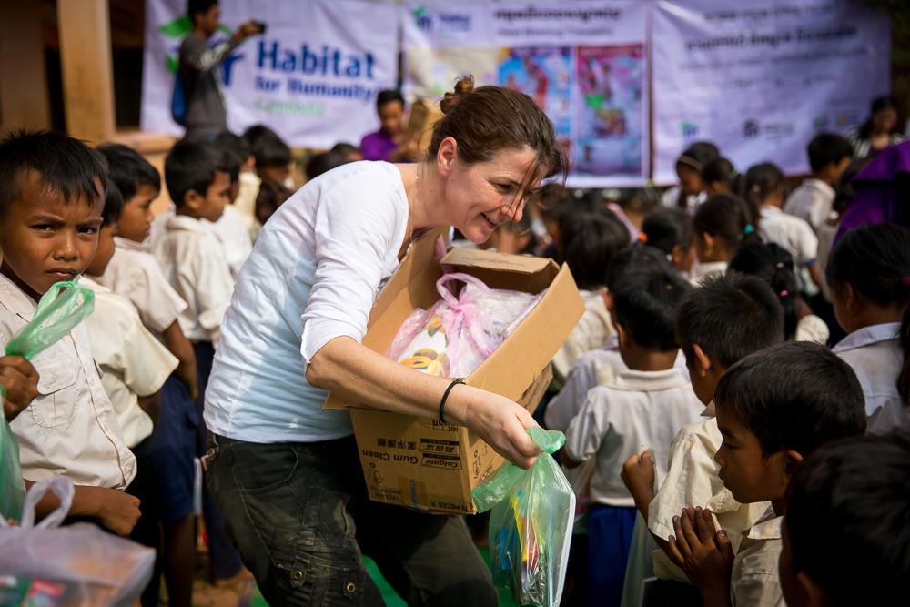 Bouwreis Habitat Cambodja 107