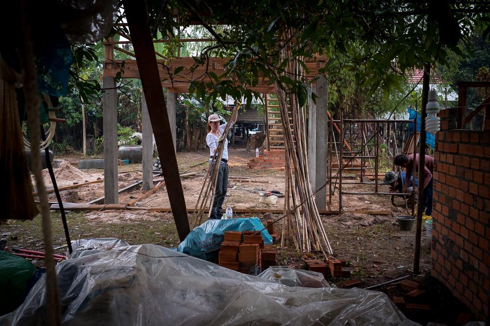 Bouwreis Habitat Cambodja 119