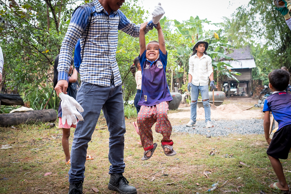 Bouwreis Habitat Cambodja 121