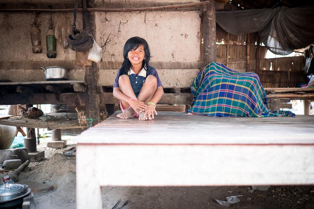 Bouwreis Habitat Cambodja