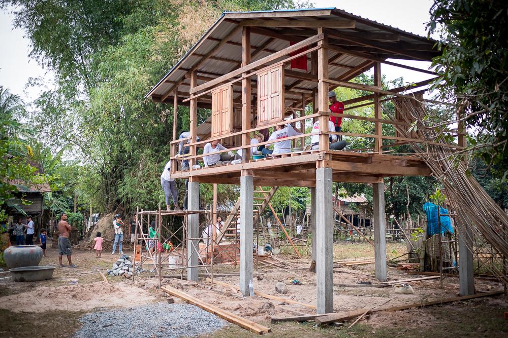 Bouwreis Habitat Cambodja 130