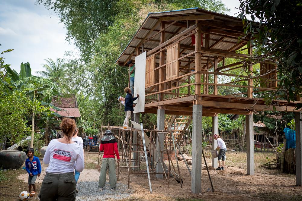 Bouwreis Habitat Cambodja 140