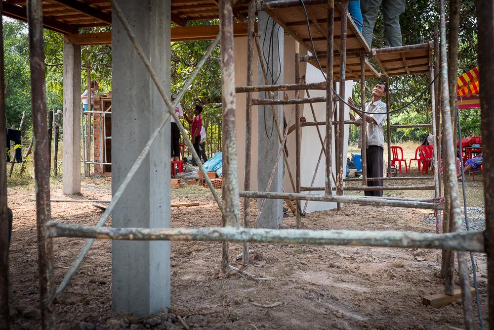 Bouwreis Habitat Cambodja 146
