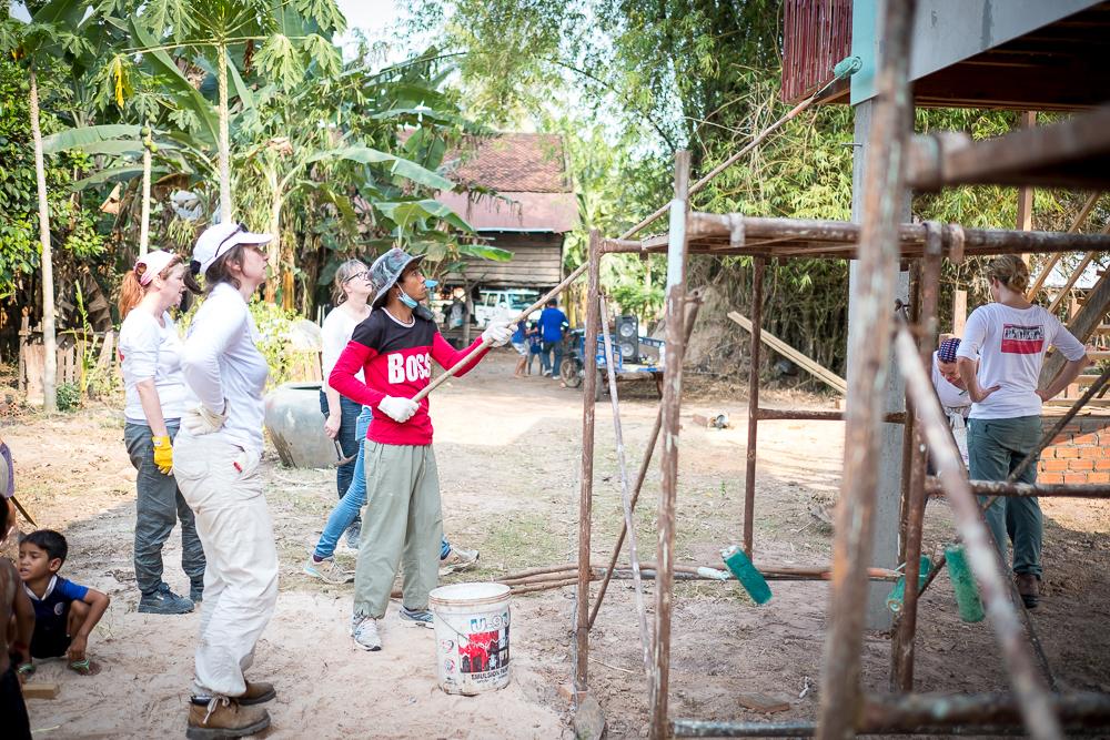 Bouwreis Habitat Cambodja 148
