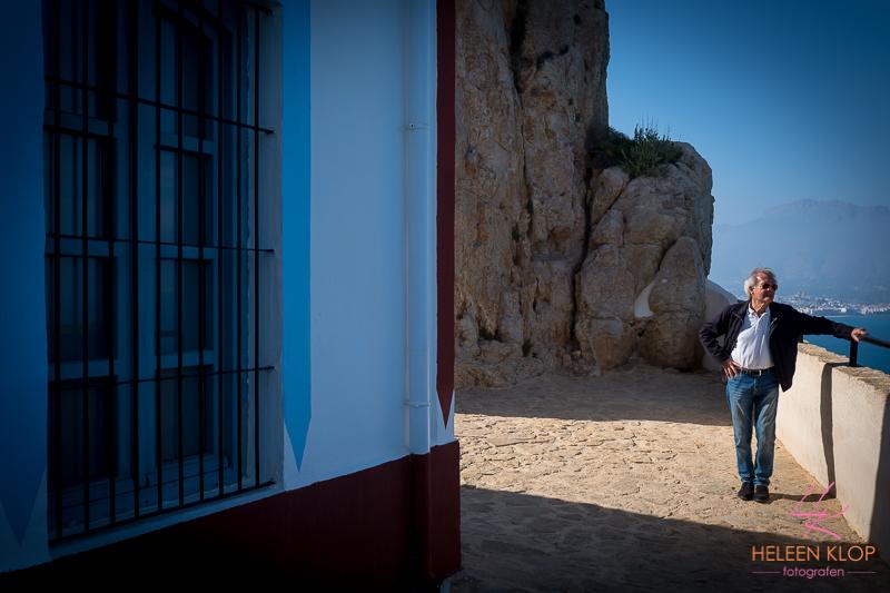 Uitkijkpunt Altea Spanje