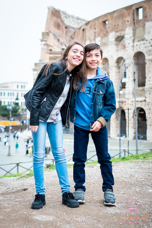 Familie Reportage In Rome 005