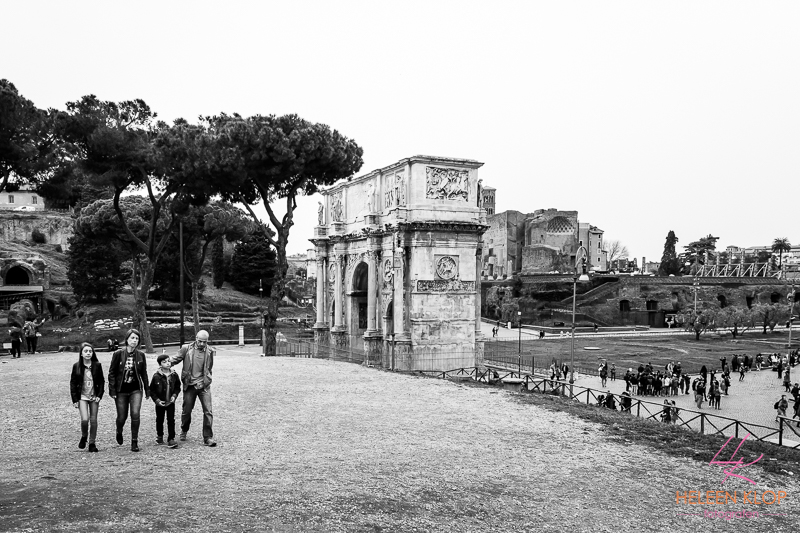Familie Reportage In Rome 007