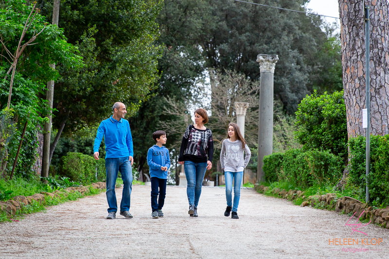 Familie Reportage In Rome 009