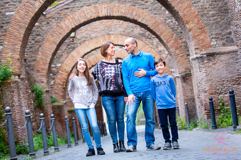 Familie Reportage In Rome 014