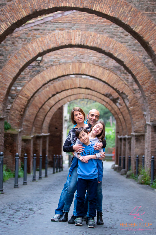 Familie Reportage In Rome 018