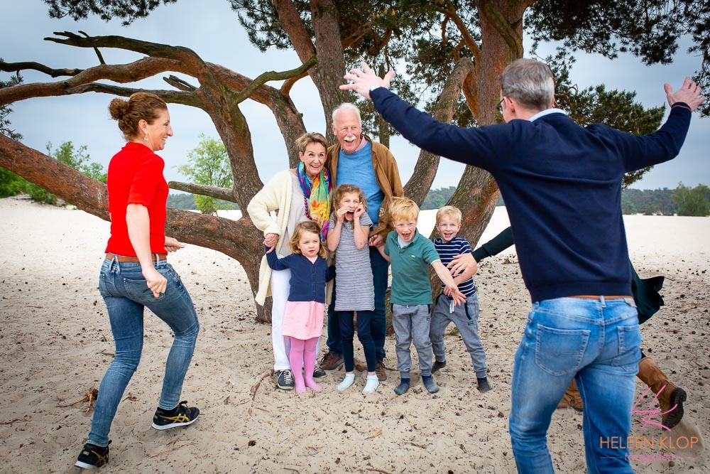 Familieshoot Soesterduinen