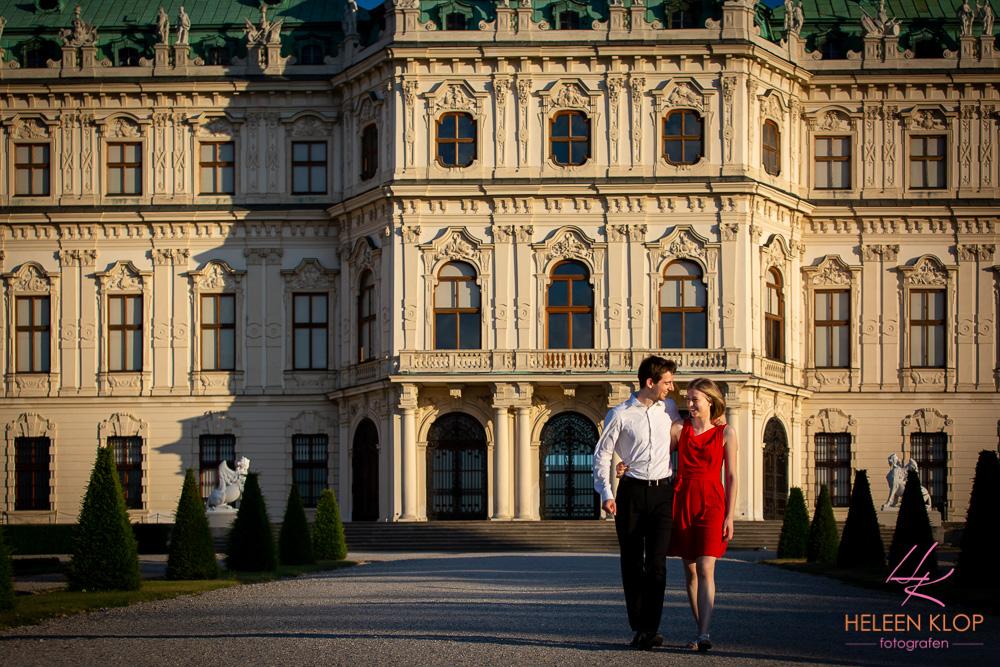 Fotosessie In Wenen