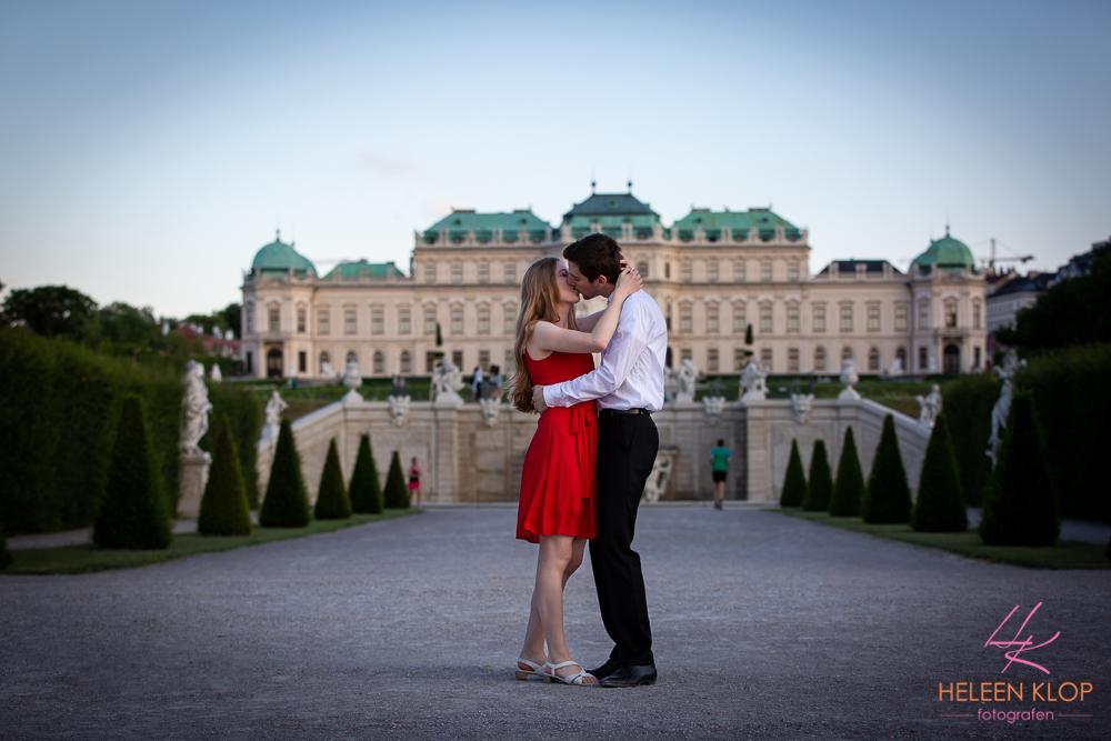 Loveshoot in Vienna