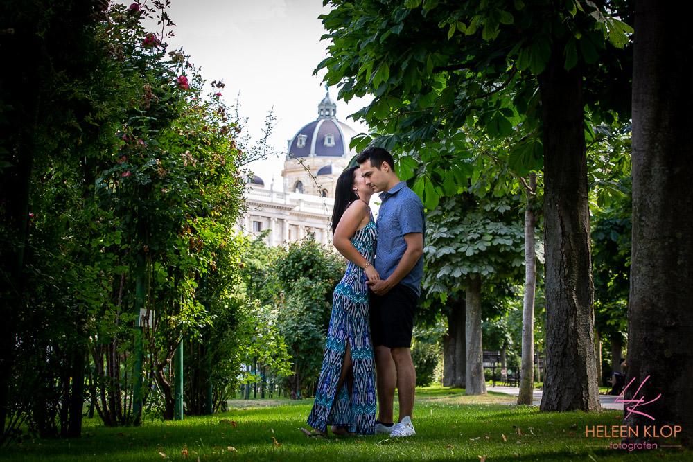 Loveshoot In Wenen