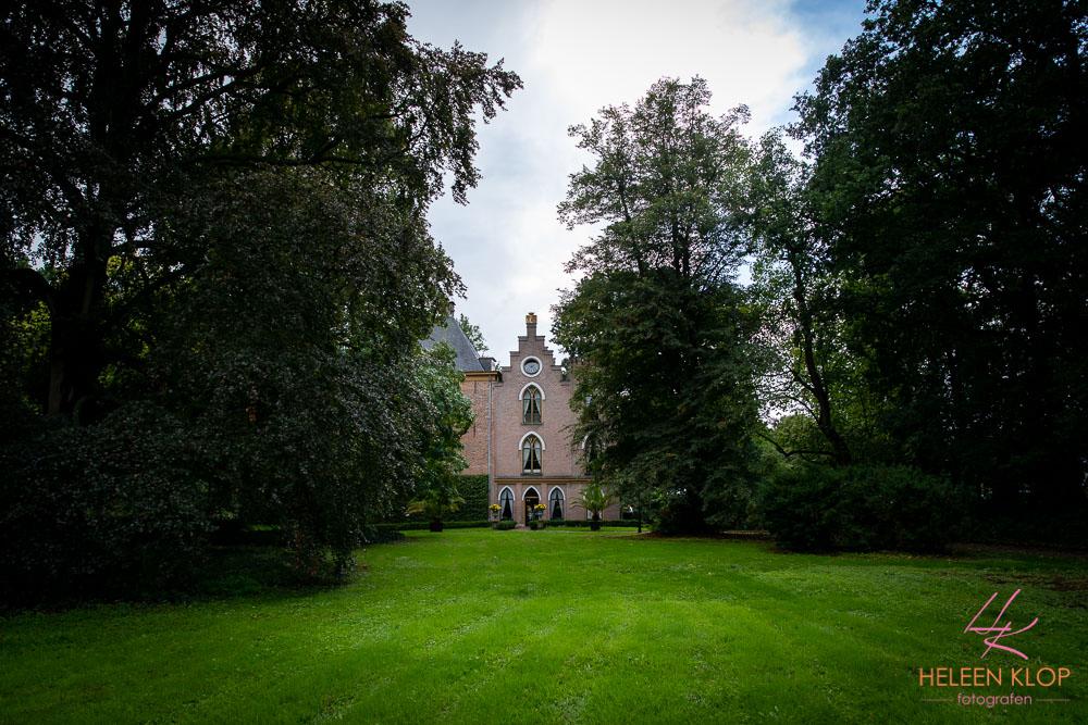 Trouwen op kasteel Hindersteyn