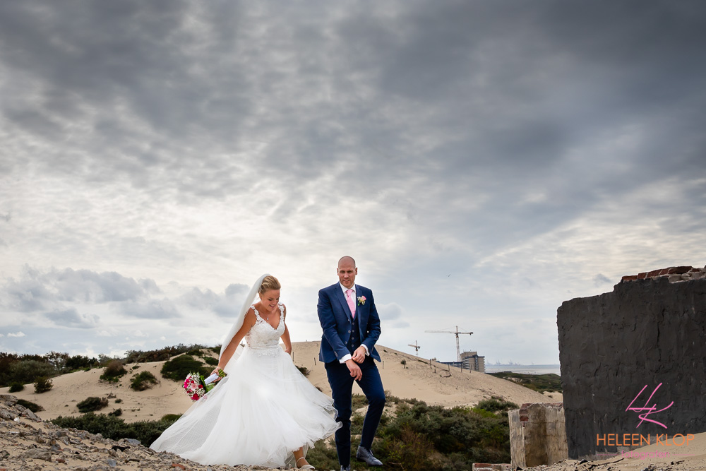 Bruiloft Kijkduin Titus