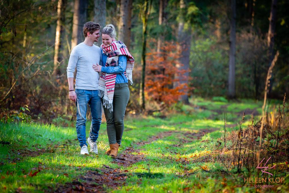 LoveShoot In Het Bos Bij Apeldoorn