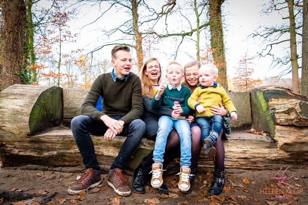 Familie reportage in Bunnik