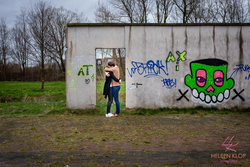 Loveveshoot In Utrecht