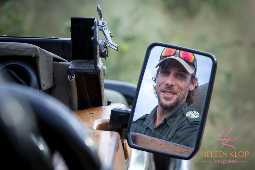 Ranger Greg - Umlani Bush Camp
