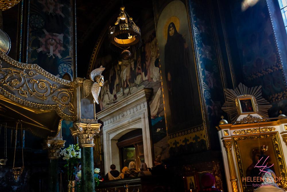 Detail Oekraïens-Orthodoxe Kerk