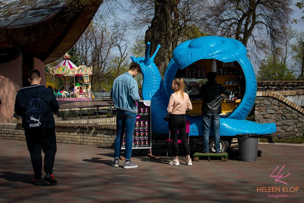 Magic Snail Koffie Kiev