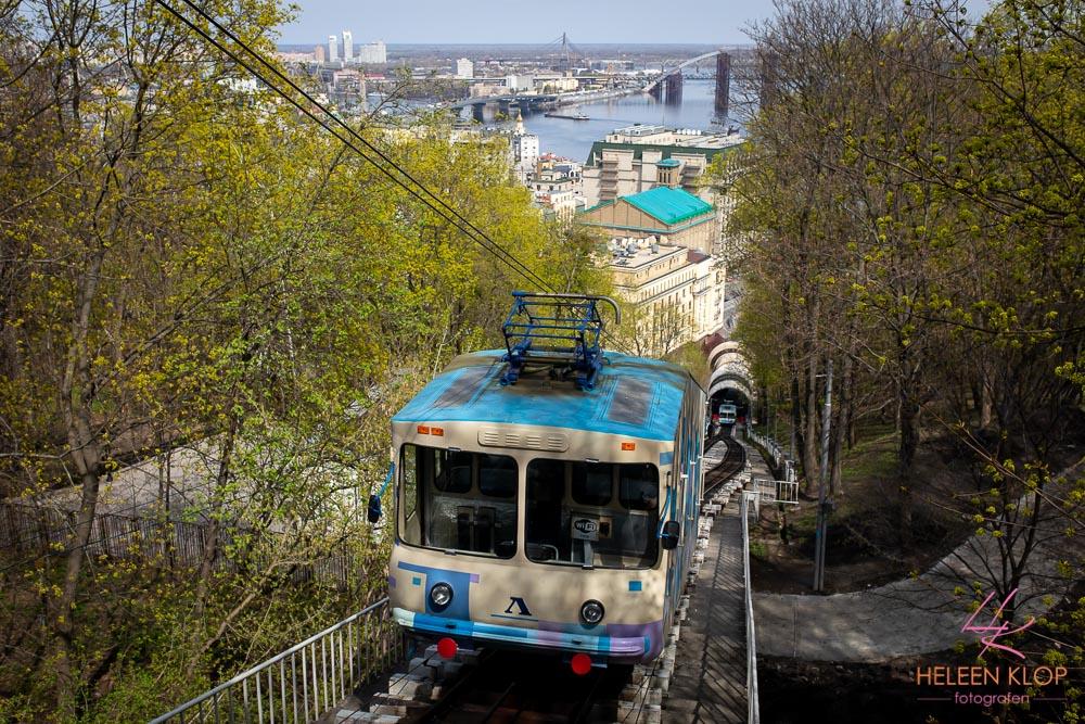 Cable Car Kiev