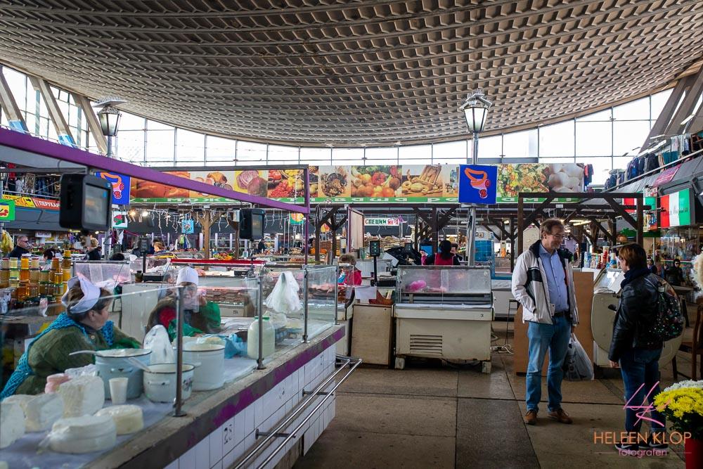 Zhitnii Rynok Market
