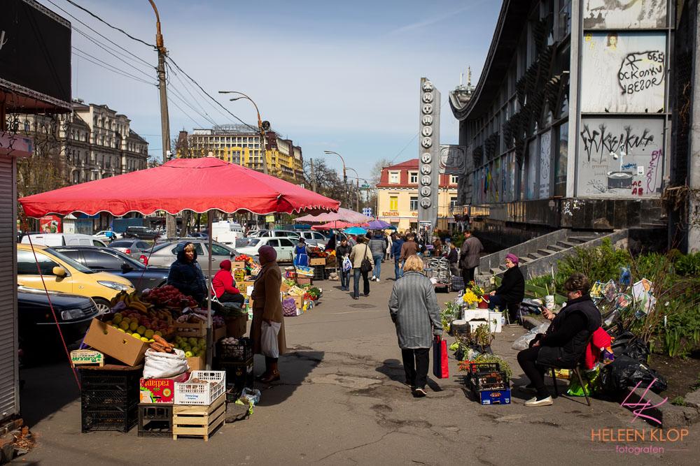 Markt Podil Kiev