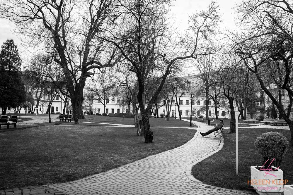 Park bij St. Sofiakathedraal