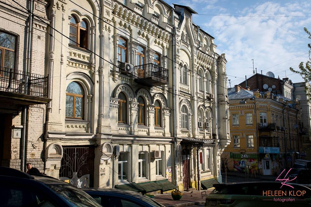 Oude mooie gebouwen