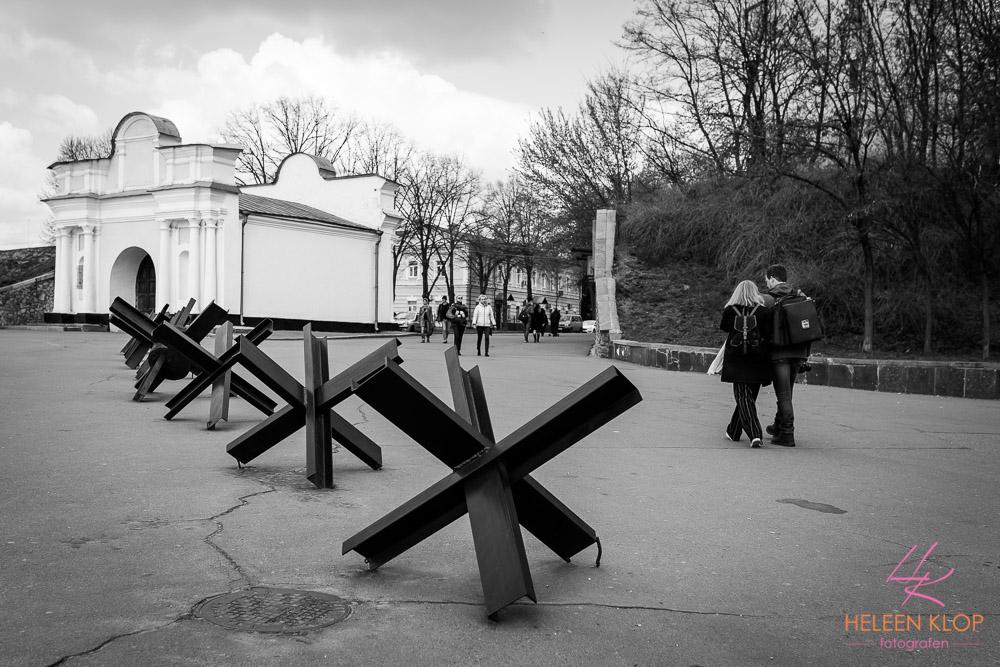Nabij Lavra in Kiev