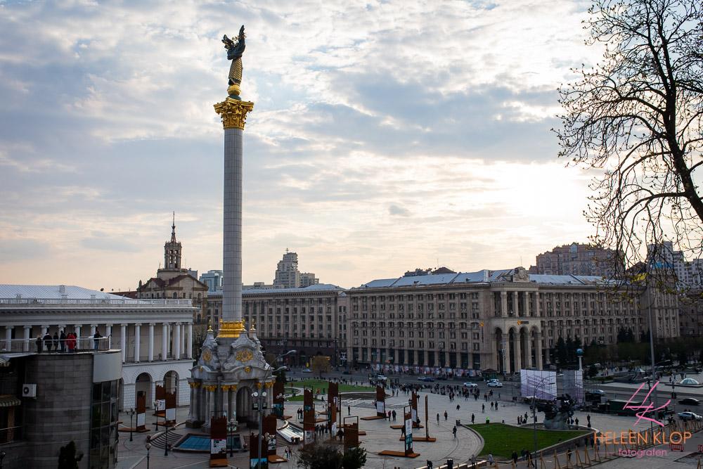 Founders of Kiev Monument
