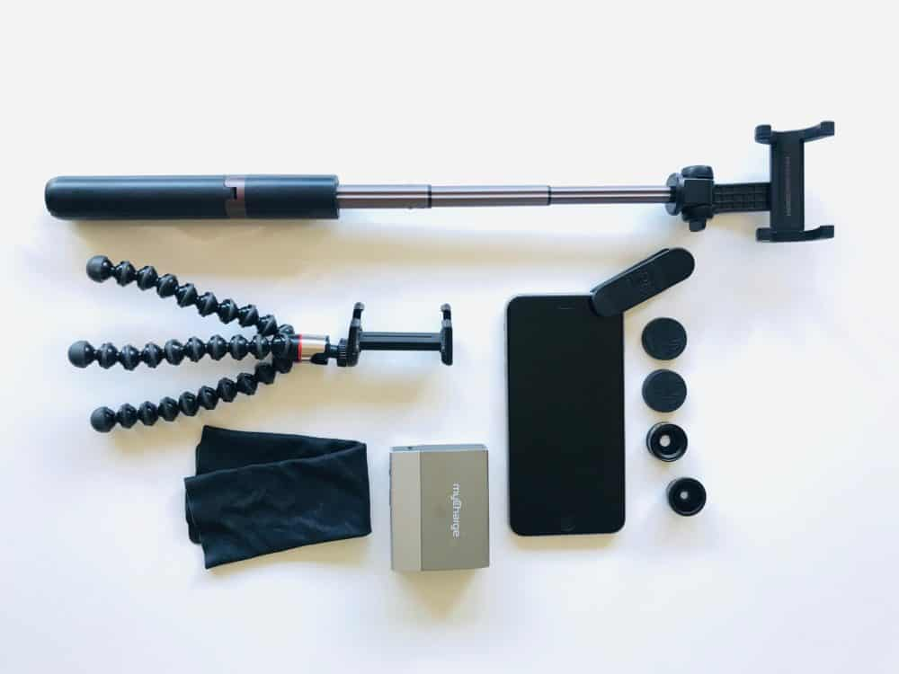 Mobiele Fotografie Gadgets