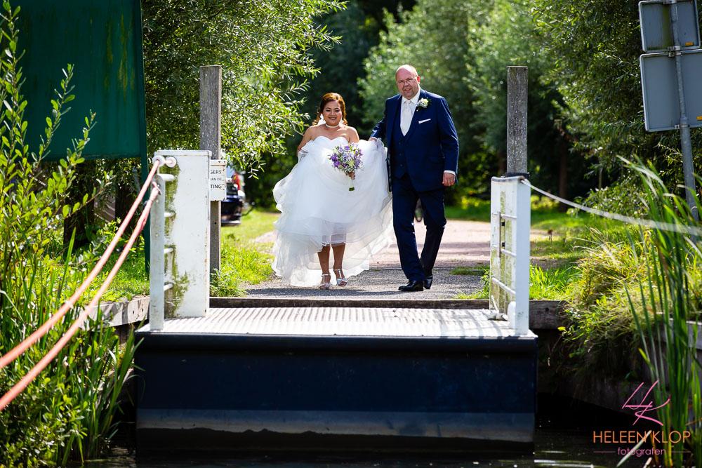 Bruidsreportage Met Pondje