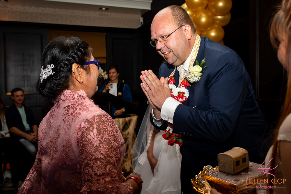 Thaise Nederlandse Bruiloft