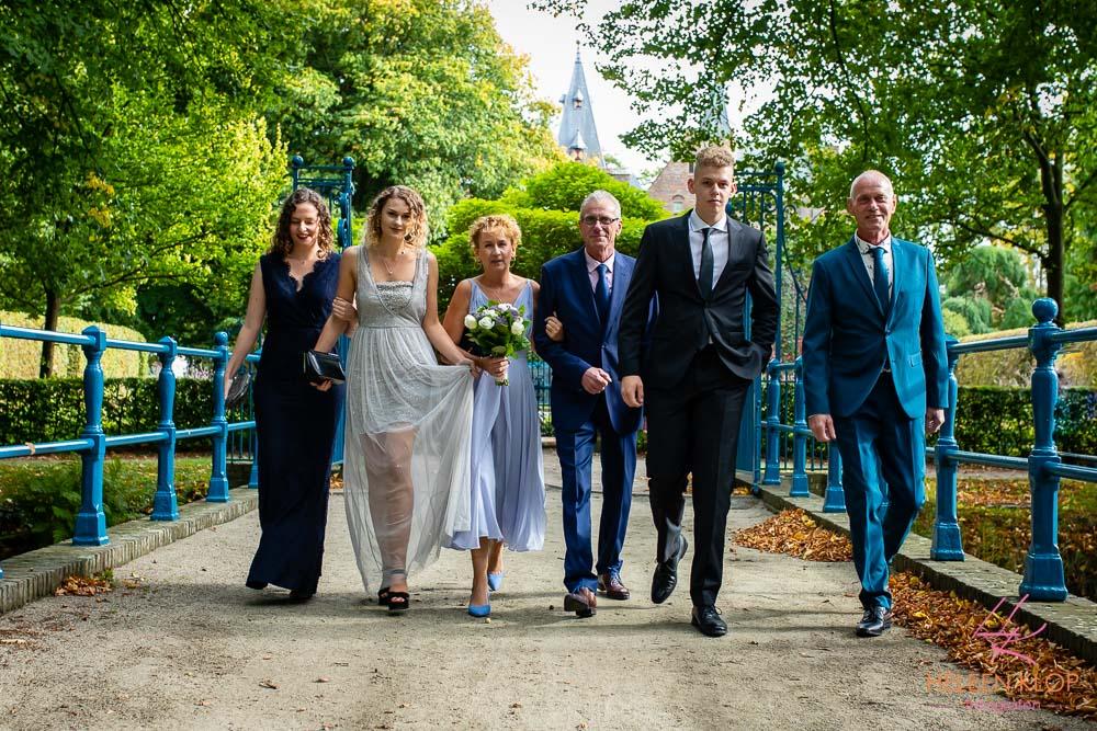Bruidsreportage Kasteel Sypesteyn