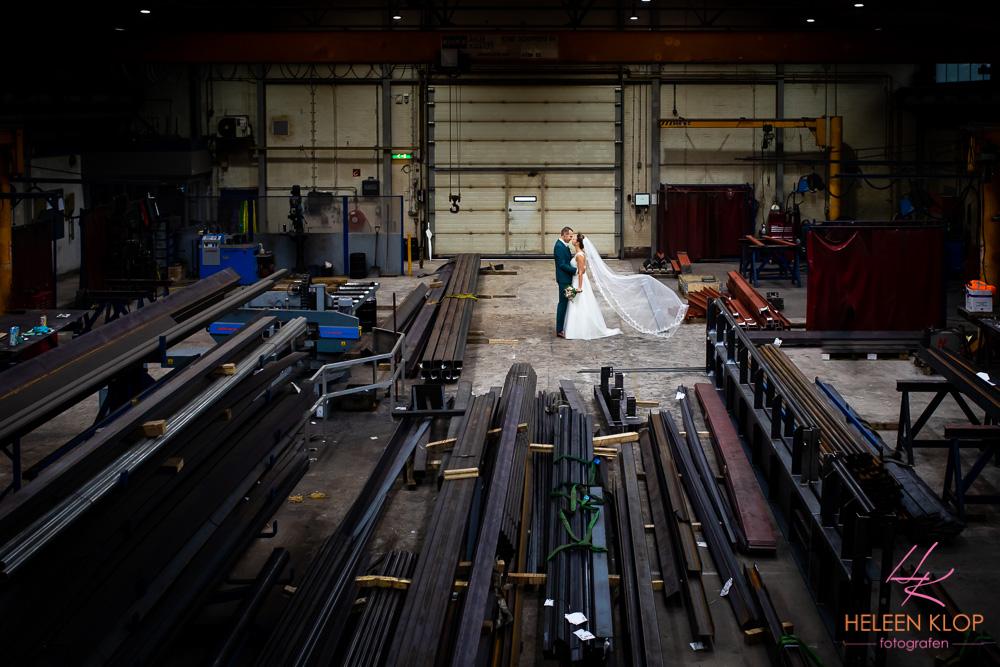 Bruidsreportage In Maarssen En Utrecht