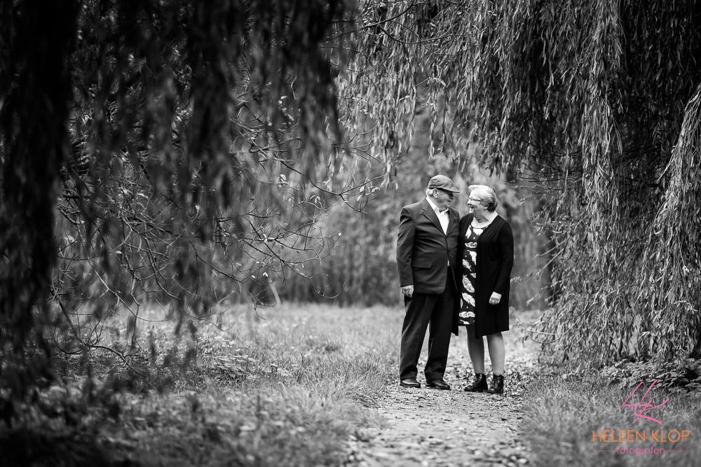 Fotosessie In Het Park