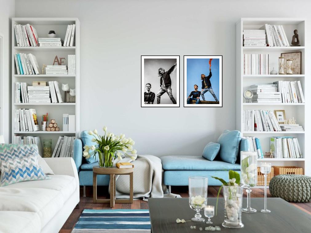 Wall Art Ingelijst