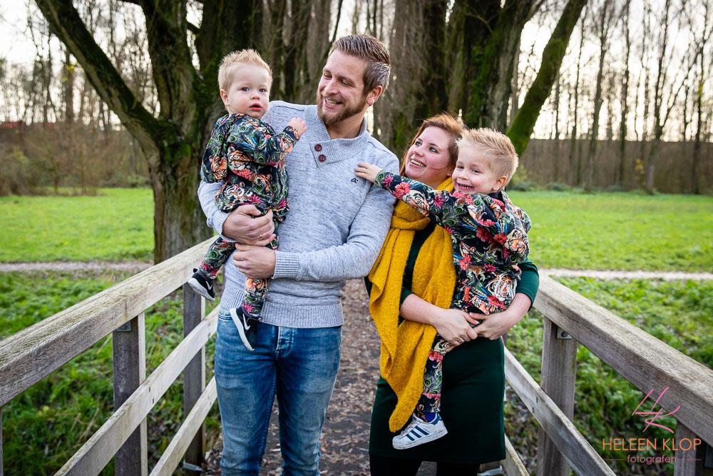 Familieshoot In Utrecht