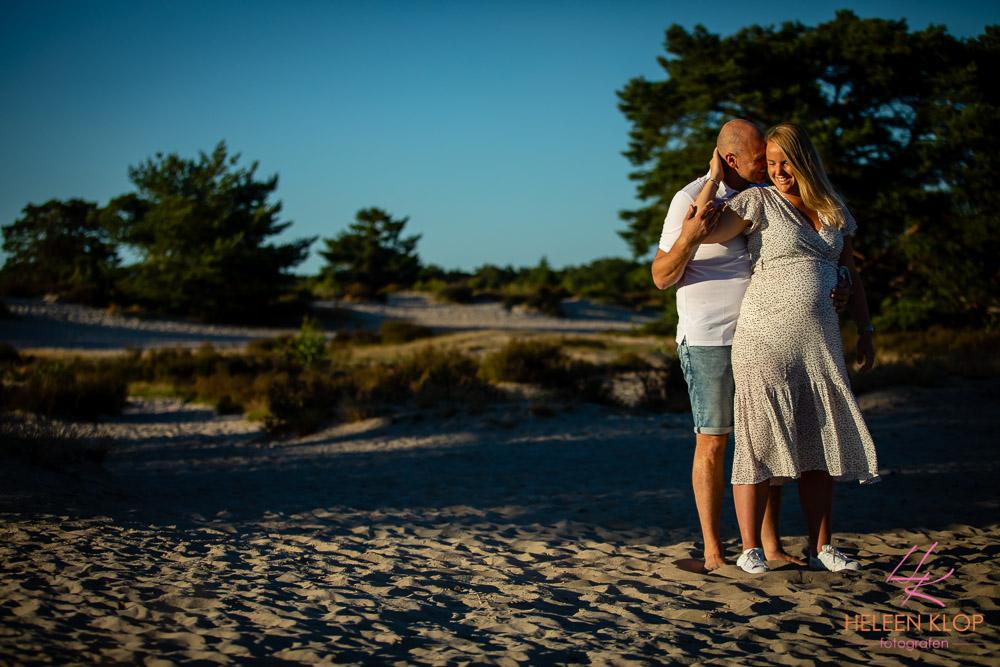 Zwangerschapsreportage Soesterduinen 4