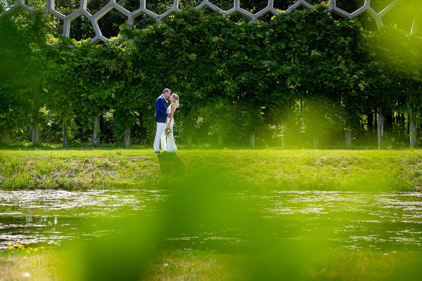 Fotosessie in het Máximapark, Vleuten