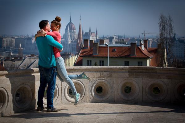 Loveshoot in Budapest