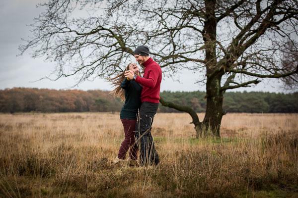 Dansen op de Hoorneboegse Heide, Hilversum