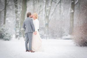 Trouwen In De Sneeuw Utrecht