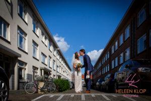 Relaxte reportage in Utrecht