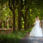Bruidsreportage in Zeist