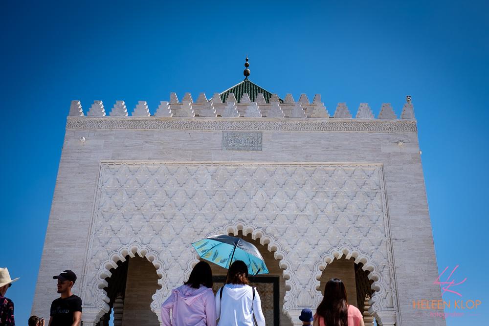 Mausoleum Mohammed V Rabat