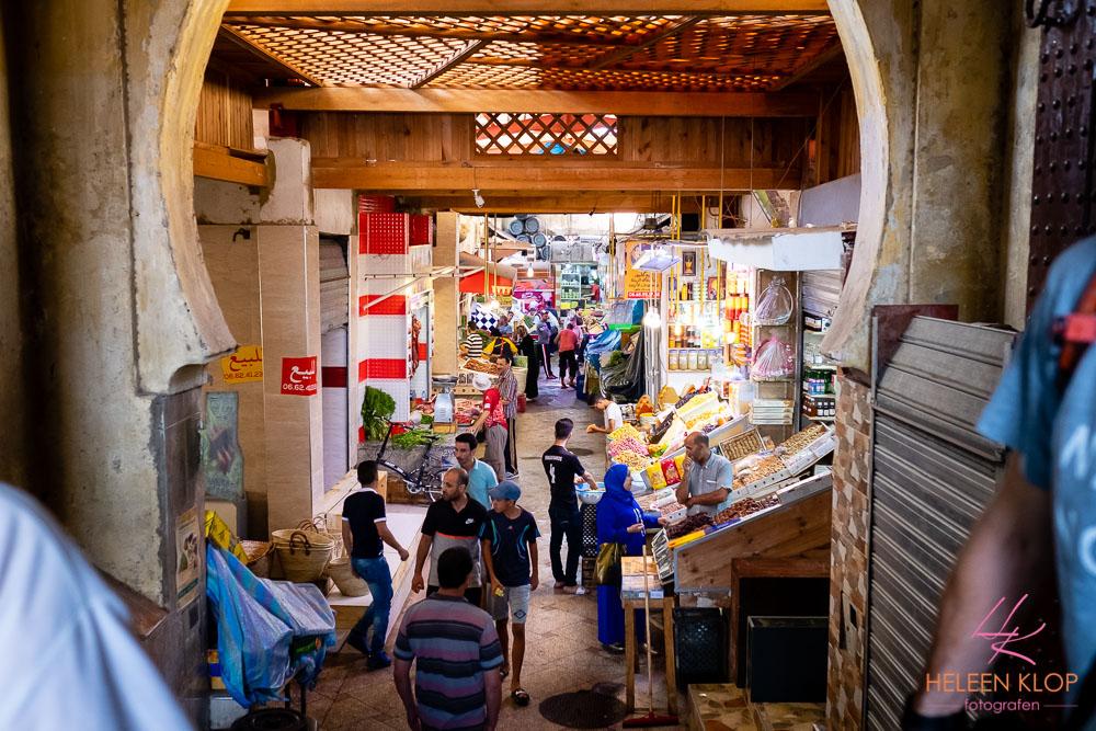Souk Medina van Meknes